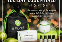It Works Essential Oils / Just in time for the holidays, get ready to BOOM, CHILL, DEFEND, and CLEAR with the It Works! Essential Oils! Ready to meet them? http://hotmamabodywrap.com/oils