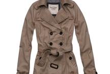 Abercrombie jackets