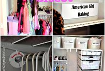Organizing  and storage ideas