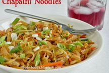 Roti , chapathi, paratha and poori recipes