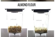 Flour flavoured
