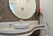 Banheiro / Lavabo / Lavanderia