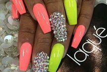 5 nails