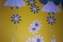 Tavaszi - nyári dekoráció