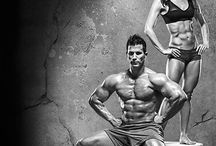 Buy The Master's Hammer And Chisel Beachbody Workout With Autumn Calabrese and Sagi Kalev / Bring the Hammer with Sagi, build muscle and sculpt, shape and tone the muscle with Autumn.  These two top celebrity trainer's worked with Beachbody LLC to develop a program that could be considered a hybrid between Sagi's Body Beast and Autumn's 21 Day Fix Extreme.  Along with the eating plan that is designed to help you develop and grow lean muscle tissue, you will also learn portion control and how to eat in order to fuel your body.