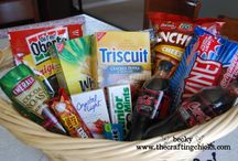 Gift giving and basket ideas / by Tammy Crain