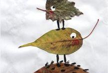 Herbstbasteln Deko