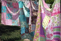 Quilts... / by Holly Packer