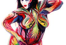 Body Painting Inspiration