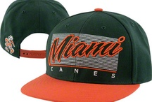 Lids / Be a Canes fan from head to toe, it starts here / by Miami Hurricanes