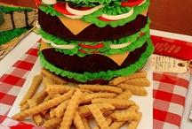 Cake Ideas / by Angela Warren