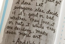 I ♥ Words  / Quote / by Cindy Lee Jones