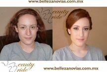 Maquillaje y Peinado novias / Maquillaje y Peinado para novias