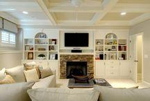 Family room / by Ashley Jordan