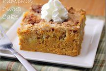 Cakes / Pumpkin