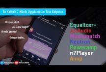 En iyi ses kalitesine sahip 7 müzik uygulamasını test ettik