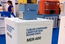 Curler liner non round ends MER-600