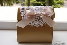 Wedding favors/ Μπομπονιέρες