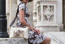 Elizabeth George Budapest / Design Bags