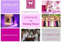 Strategie da Wedding Planner / Le migliori strategie da wedding planner da condividere e trasmettere a chi desidera intraprendere questa attività o ha già avviato la professione da tempo ed è alla ricerca di nuove risorse.