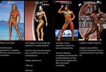 Female physique