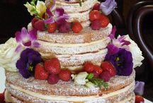 Naked Cakes / Naked wedding cakes