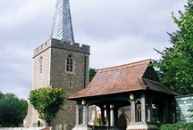 Churches / Churches mainly in Hertfordshire, England