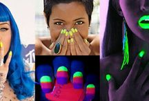 phosphorescent nails