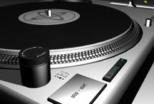 Turntables & Vinyl / Technics, Dennon, Pioneer, Allen&Heath Etc