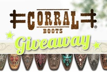 Who's wearing Corrals? Answer on Facebook