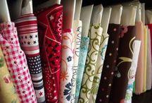 sewing room / by Natalie West-Rose