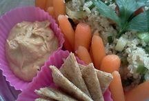 {Food} Bento Lunches / Small bites for the office. / by Leslie Baird