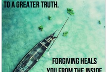 Inspirational Quotes / Positive quotes to help one move towards forgiveness