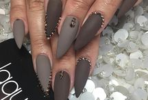 nail art ideas stiletto