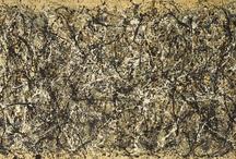 Art, Pollock, Jackson / by Brenda Davis
