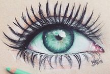 occhi e trucco