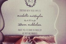 EAP, Paper Eye-candy & Signage for Weddings