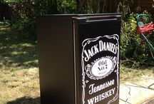 Jack Daniels / A collection of cool, funky and different JD things