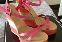 Passion for Shoes - e non solo... / Scarpe - scarpe - scarpe!!! Vestiti, gioielli, calze, giubbotti... tutto very Claudia's style :)