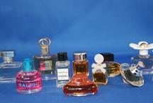 Miniatuur parfum flesjes