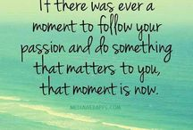 Find Your Passion / Find your passion in & out of the classroom!