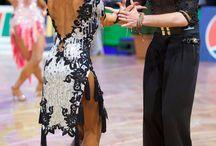 платья латино