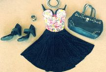Black Milk Outfits