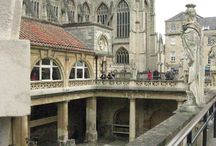 Pictures of Bath in the UK / Lot's of pictures of the beautiful Georgian city of Bath