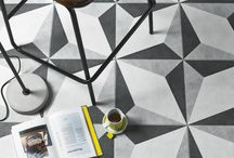 Wall & Floor Tiles / From traditionally inspired designs through to contemporary and funky patterns, you can create a floor (or wall) less ordinary with our Feature Floors Collection.