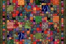 Carol on quilts / Quilts