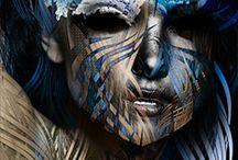 Masquerade Art