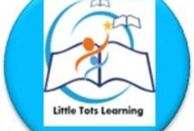 Little Tots Learning - Online Education for Children / Educational Website for Kids. Who is the best in early literacy and reading? Little Tots Learning specializes in online educational services, educational videos, teacher-created materials, school-themed clip art, literacy library, free resources, and monthly newsletters for parents and teachers with children ages 3-7. Learn more at http://littletotslearning.com!