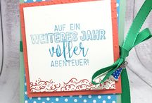 Stampin' Up! Ballonparty mit Pop-Up Ballons