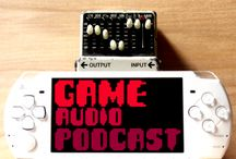 Game Audio Resources / These are all of the resources (collection of links, books, podcasts etc.) concerning game audio I have collected in the last few months. I hope it will be helpful!